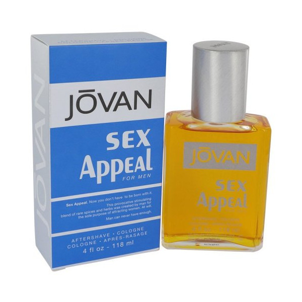 Sex Appeal - Jovan Aftershave 118 ml