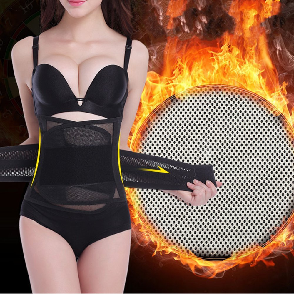 Breathable Tummy Control Adjustable Shapewear Girdle