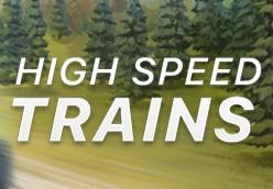High Speed Trains Steam CD Key