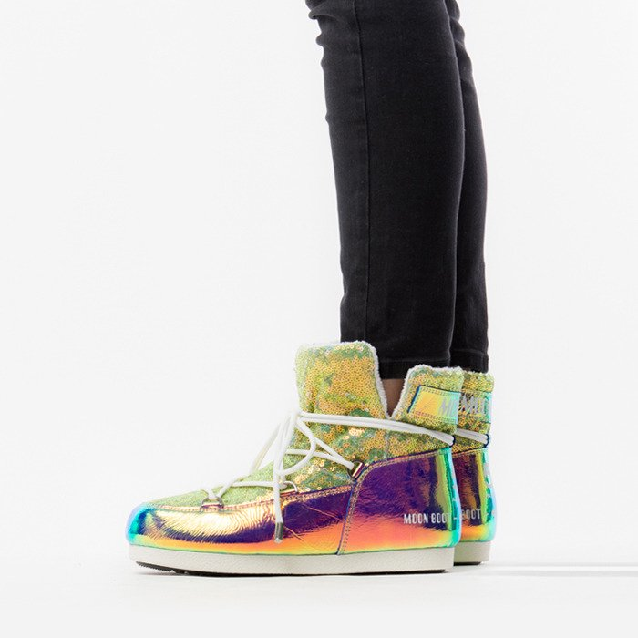 Moon Boot 50 Anniversary Leather Holo 24201600 002