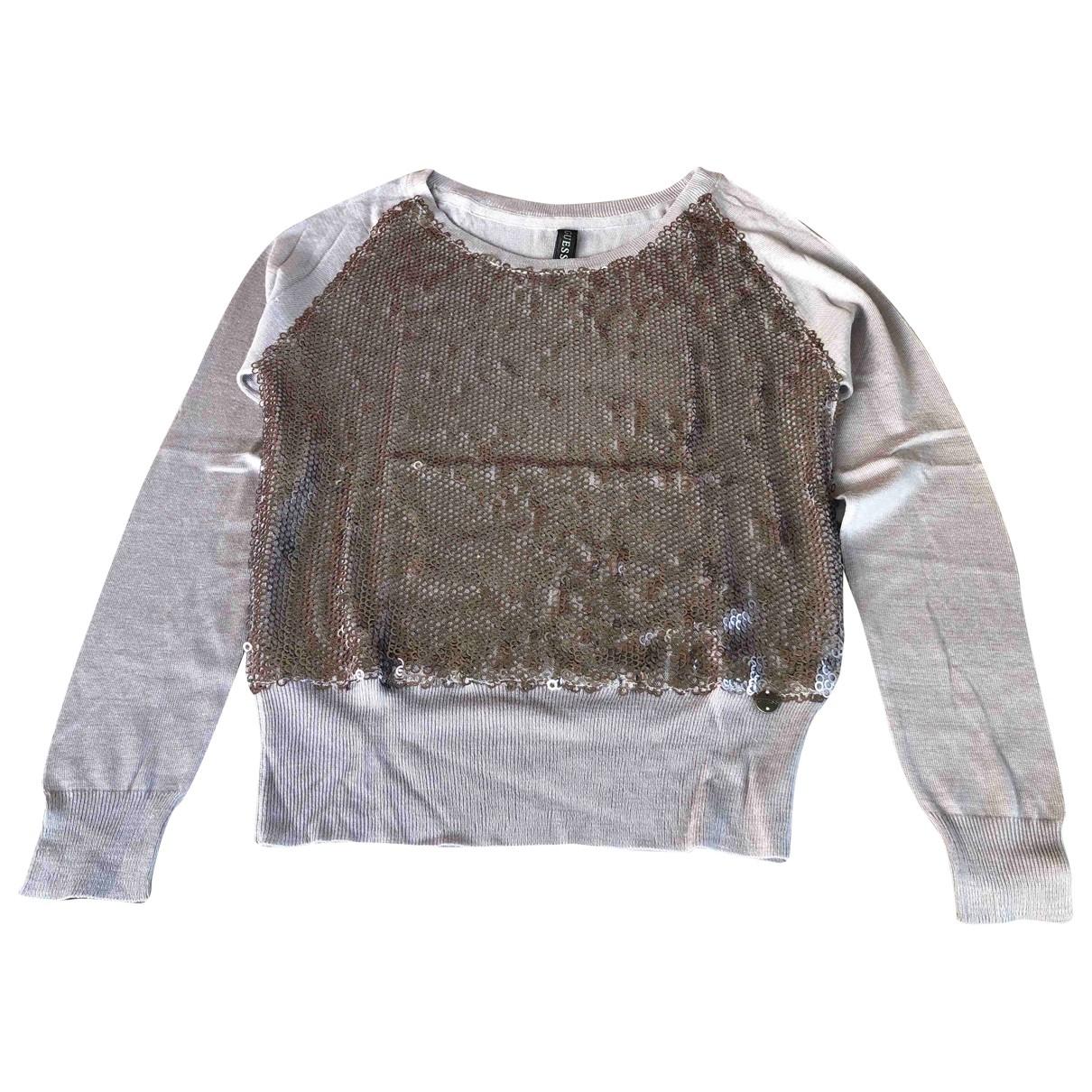 Guess \N Grey Knitwear for Women S International