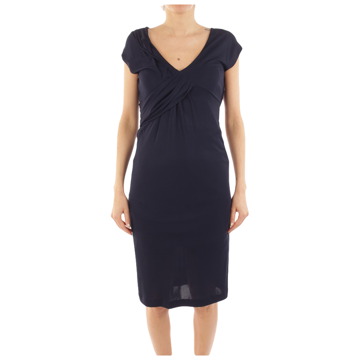 Hugo Boss \N Blue dress for Women M International