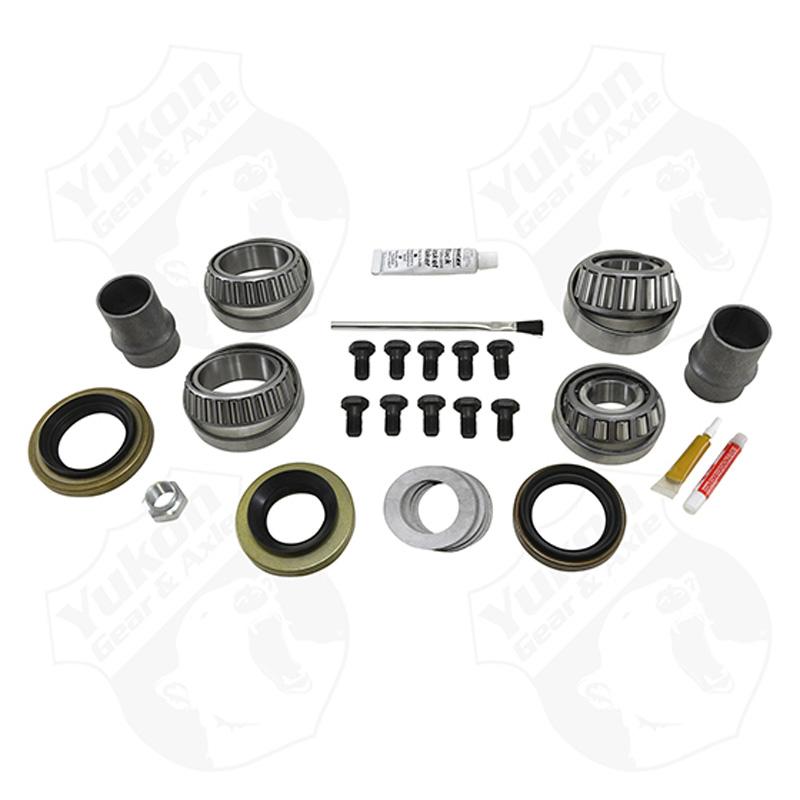 Yukon Master Overhaul Kit Toyota 7.5 Inch IFS T100 Tacoma And Tundra Yukon Gear & Axle YK T7.5-REV