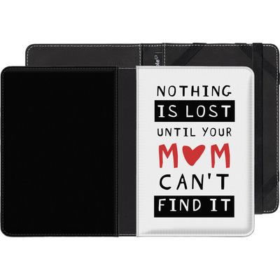Kobo Glo HD eBook Reader Huelle - Nothing is Lost von caseable Designs