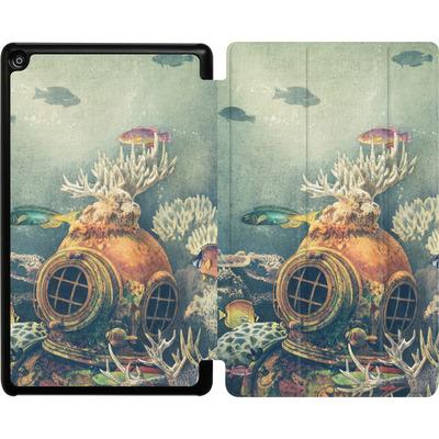 Amazon Fire HD 8 (2018) Tablet Smart Case - Sea Change von Terry Fan