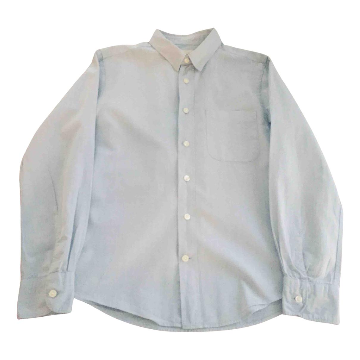 Bellerose - Top   pour enfant en coton - bleu
