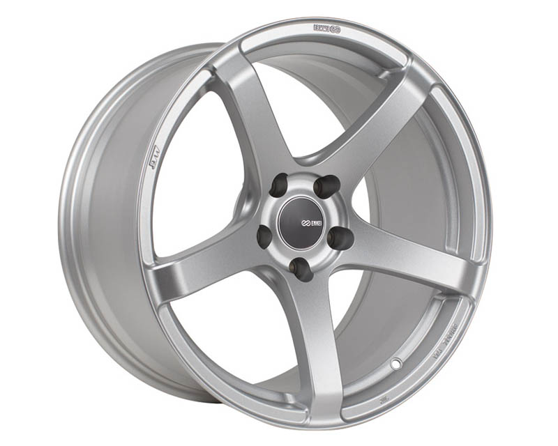 Enkei KOJIN Wheel Tuning Series Silver 17x8 5x100 45mm