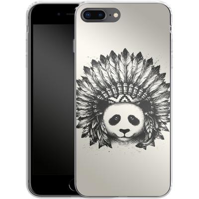 Apple iPhone 7 Plus Silikon Handyhuelle - Mixed Identity von Enkel Dika