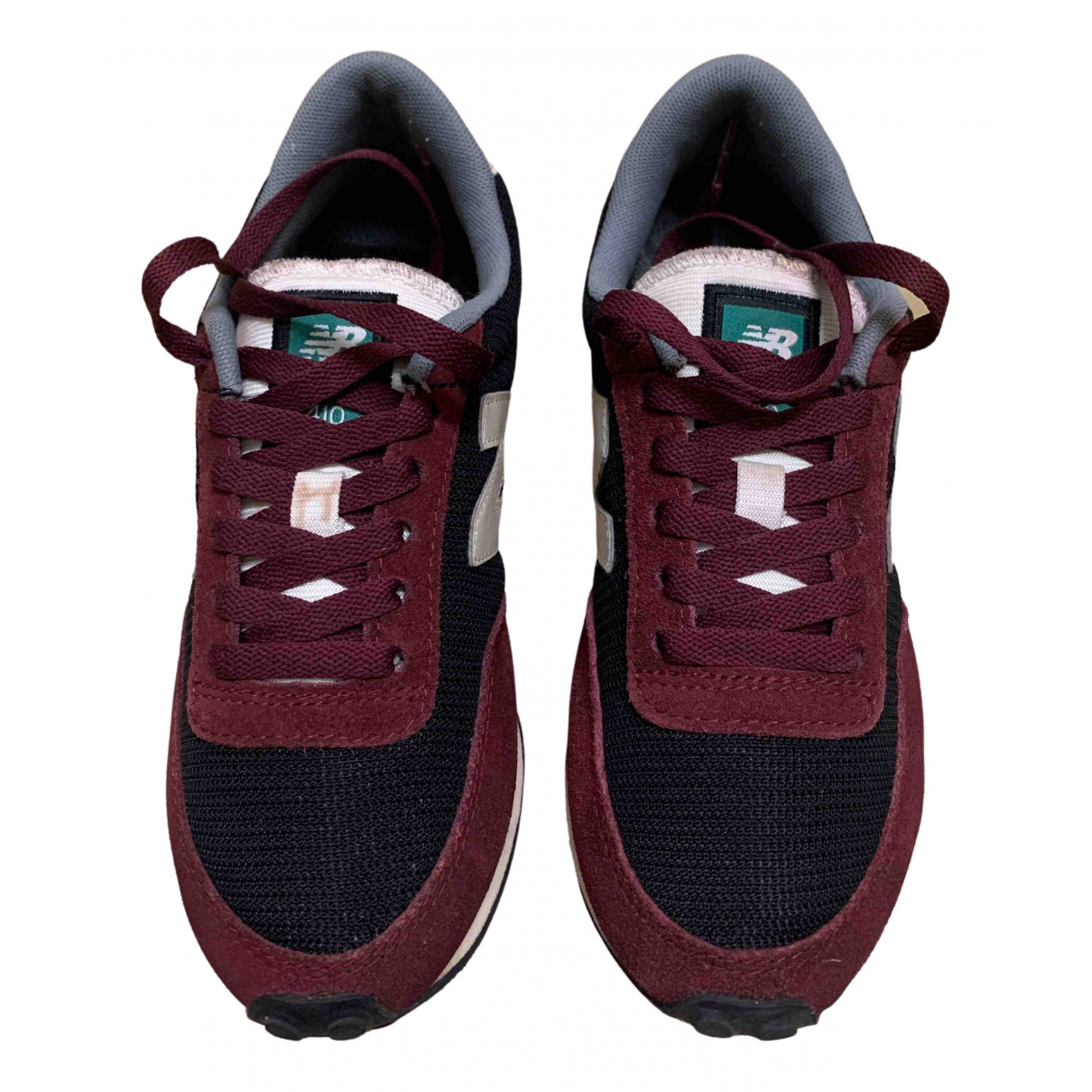 New Balance \N Multicolour Suede Trainers for Women 36 EU