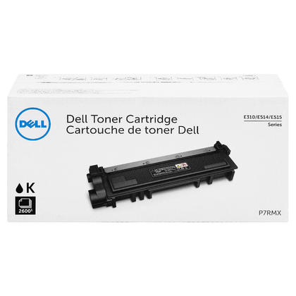 Compatible Dell 331-7328 DRYXV RWXNT cartouche toner  noire