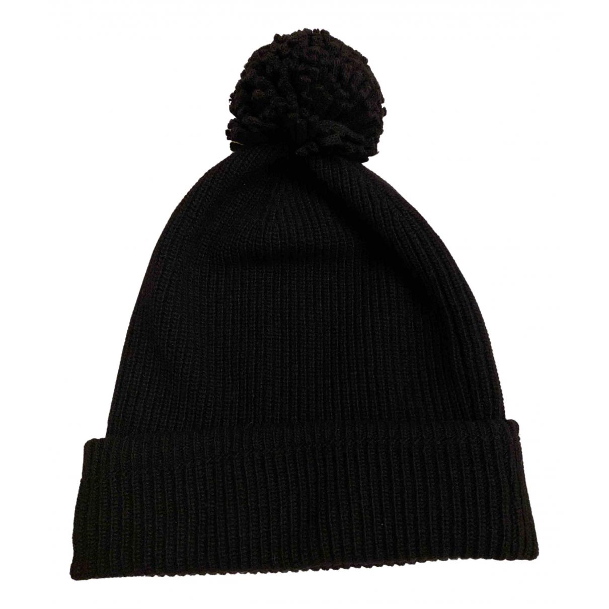 Max Mara Weekend N Black Wool hat for Women M International