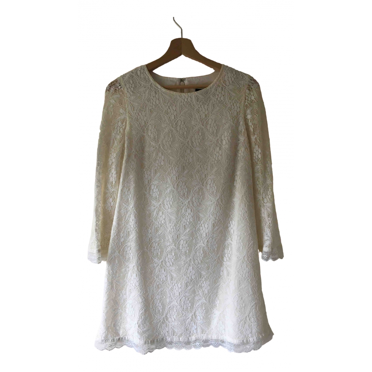 tophop \N White dress for Women 10 UK