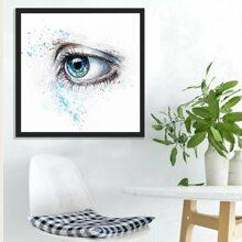 Eye Pattern Diamond Painting
