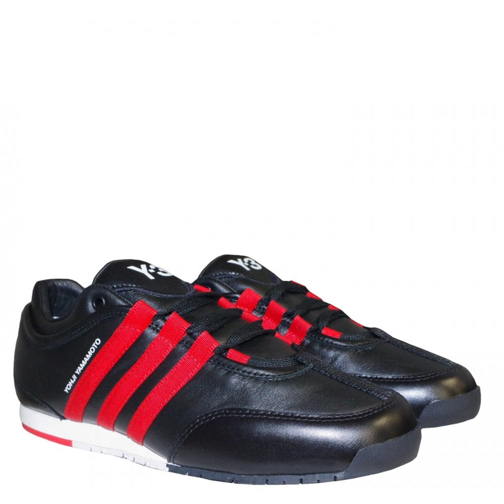 Y-3 Boxng Trainers Colour: BLACK, Size: 6