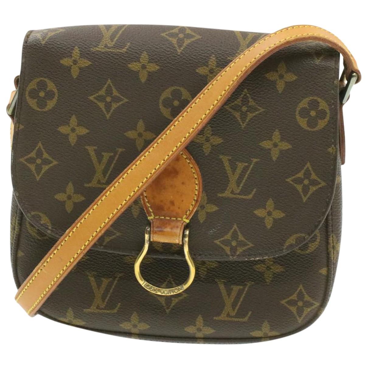 Bolso Saint Cloud de Lona Louis Vuitton