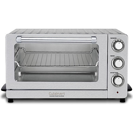Cuisinart Toaster Oven Broiler, One Size , Silver