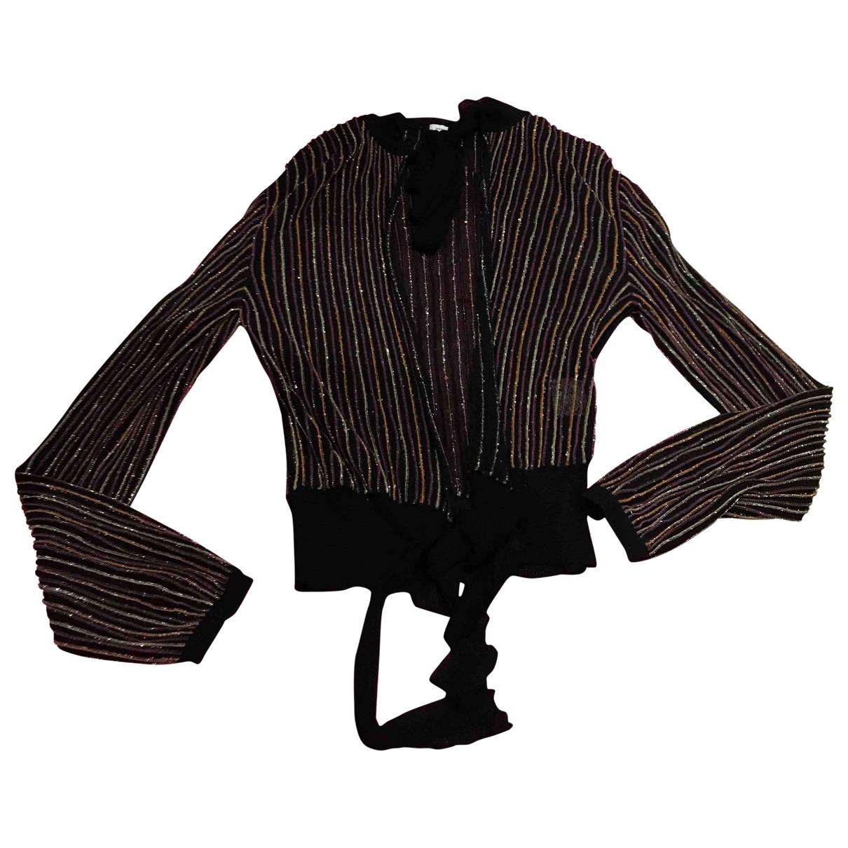 M Missoni \N Silver Knitwear for Women 40 FR