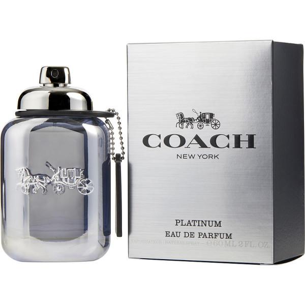 Platinum - Coach Eau de parfum 60 ml