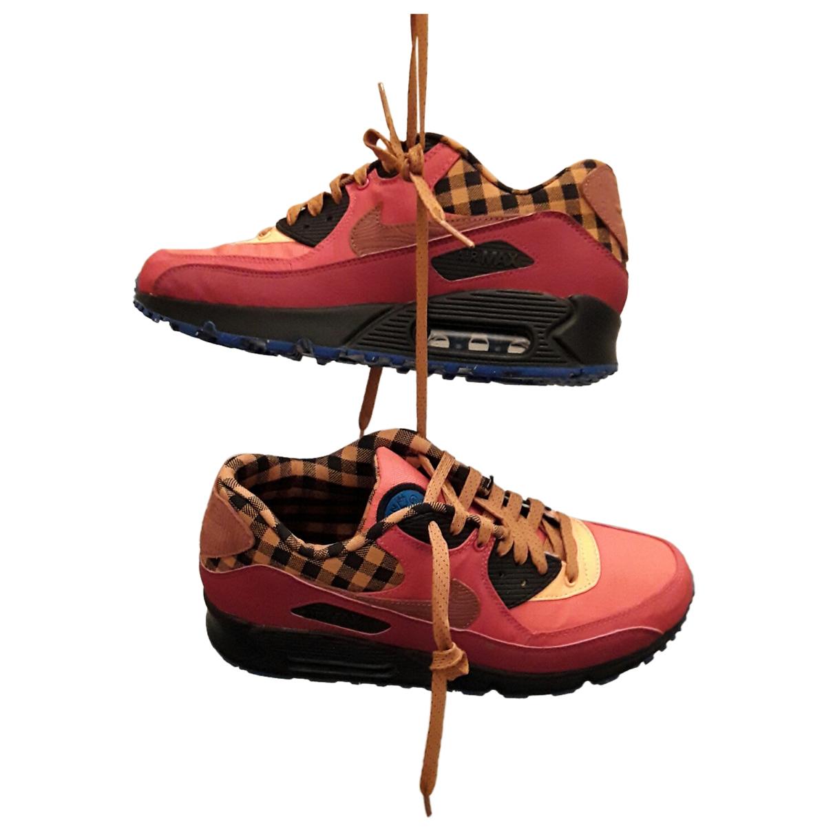 Nike - Baskets Air Max 90 pour femme en toile