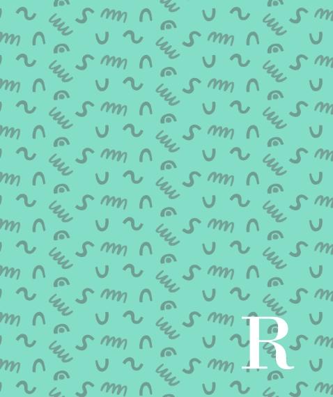 Non Photo Fleece Blanket, 50x60, Gift -Modern Pattern