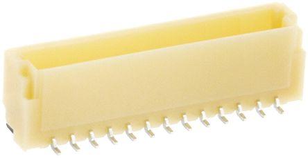 JST , SH, 13 Way, 1 Row, Straight PCB Header (5)