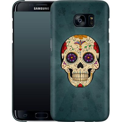 Samsung Galaxy S7 Edge Smartphone Huelle - Dia de Muertos von SONY