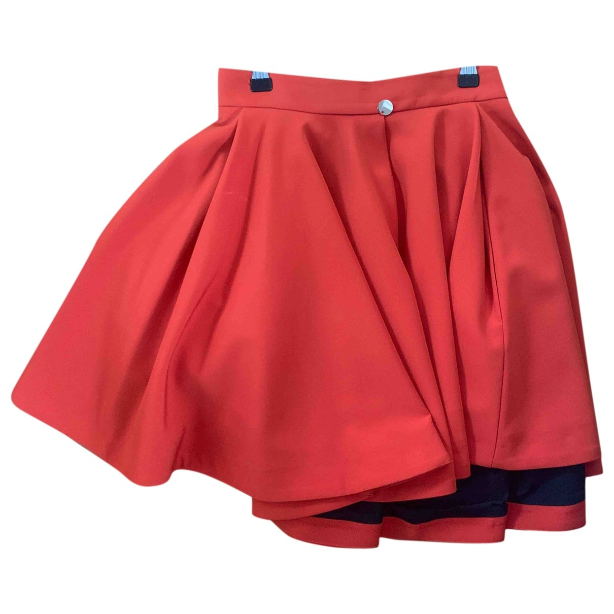 Falda midi Mangano