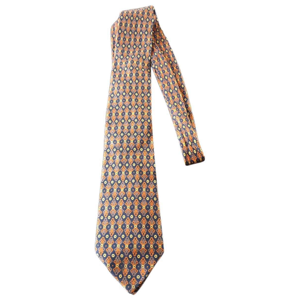 Dior \N Silk Ties for Men \N