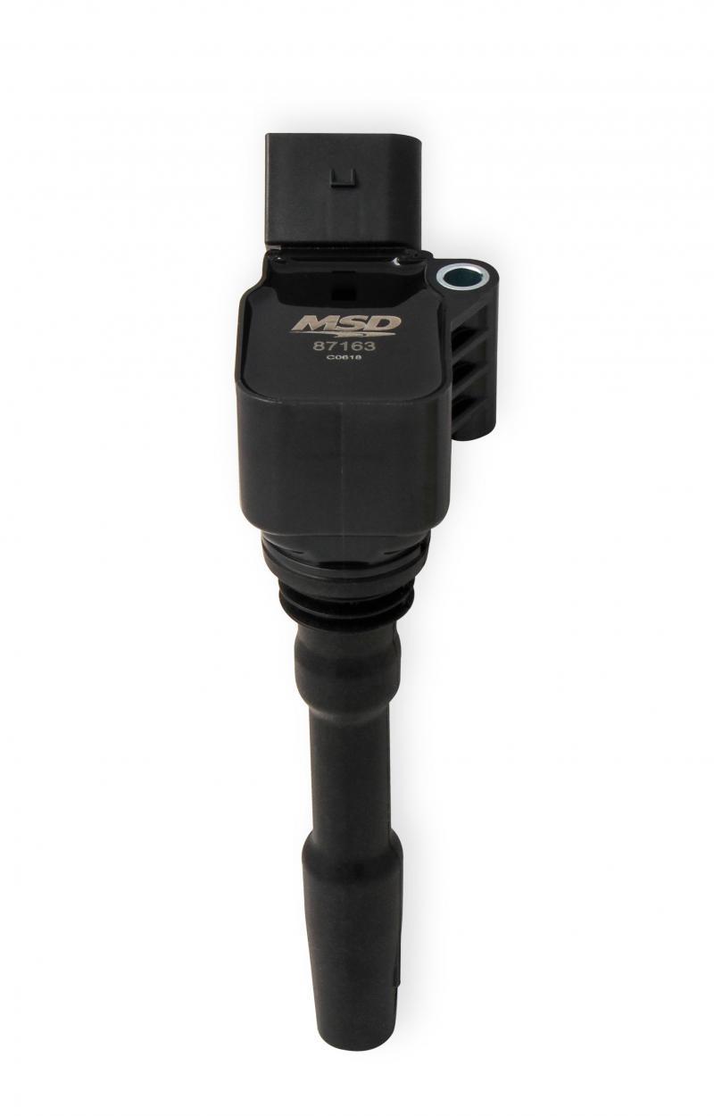 MSD Coil, 13-18 VW / Audi 4 Cylinder, Black N/A