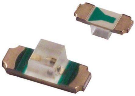 ROHM 1.95 V Orange LED 3412 (1305) SMD,  SML-811DTT86A (5)