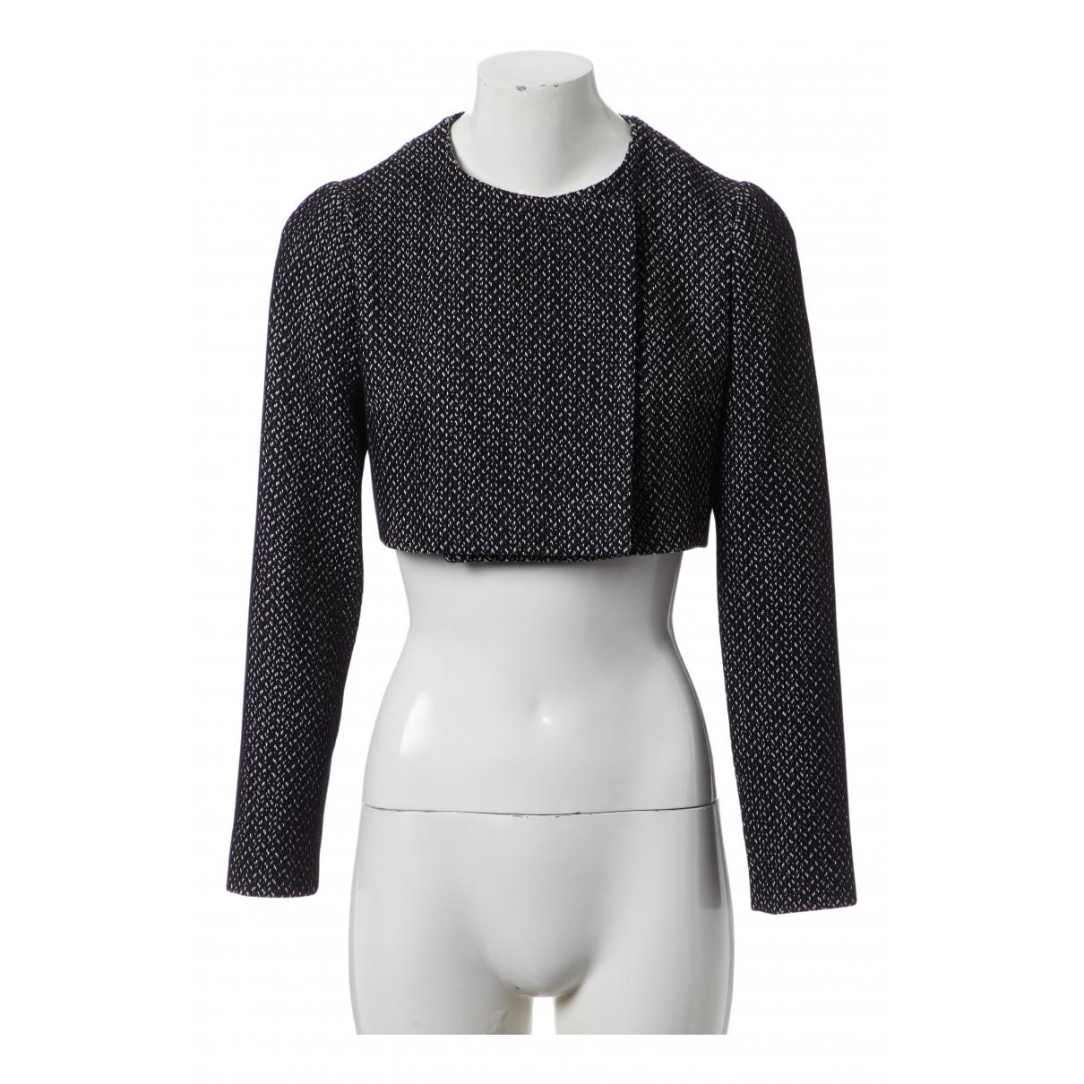 Dior \N Black Wool jacket for Women 38 FR