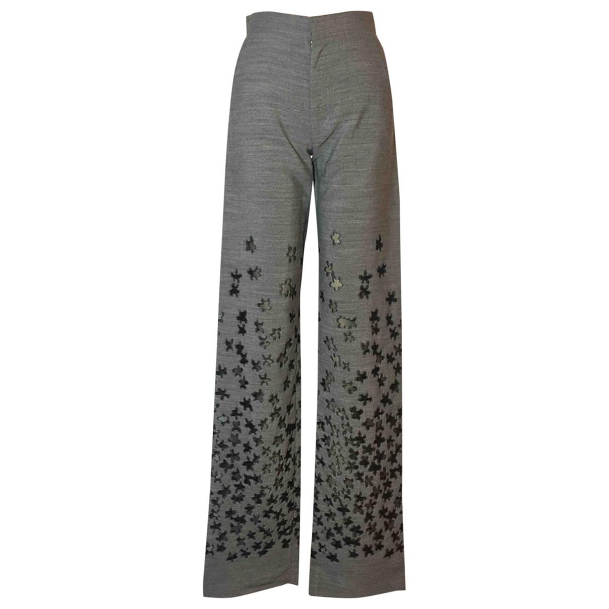 Pantalon pitillo de Lana Todd Lynn
