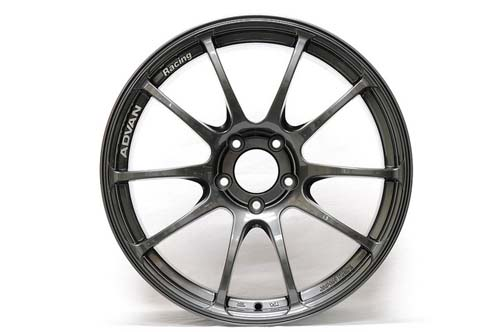 Advan RZ Wheel 19x9.5 5x114.3 45mm Dark Gunmetal