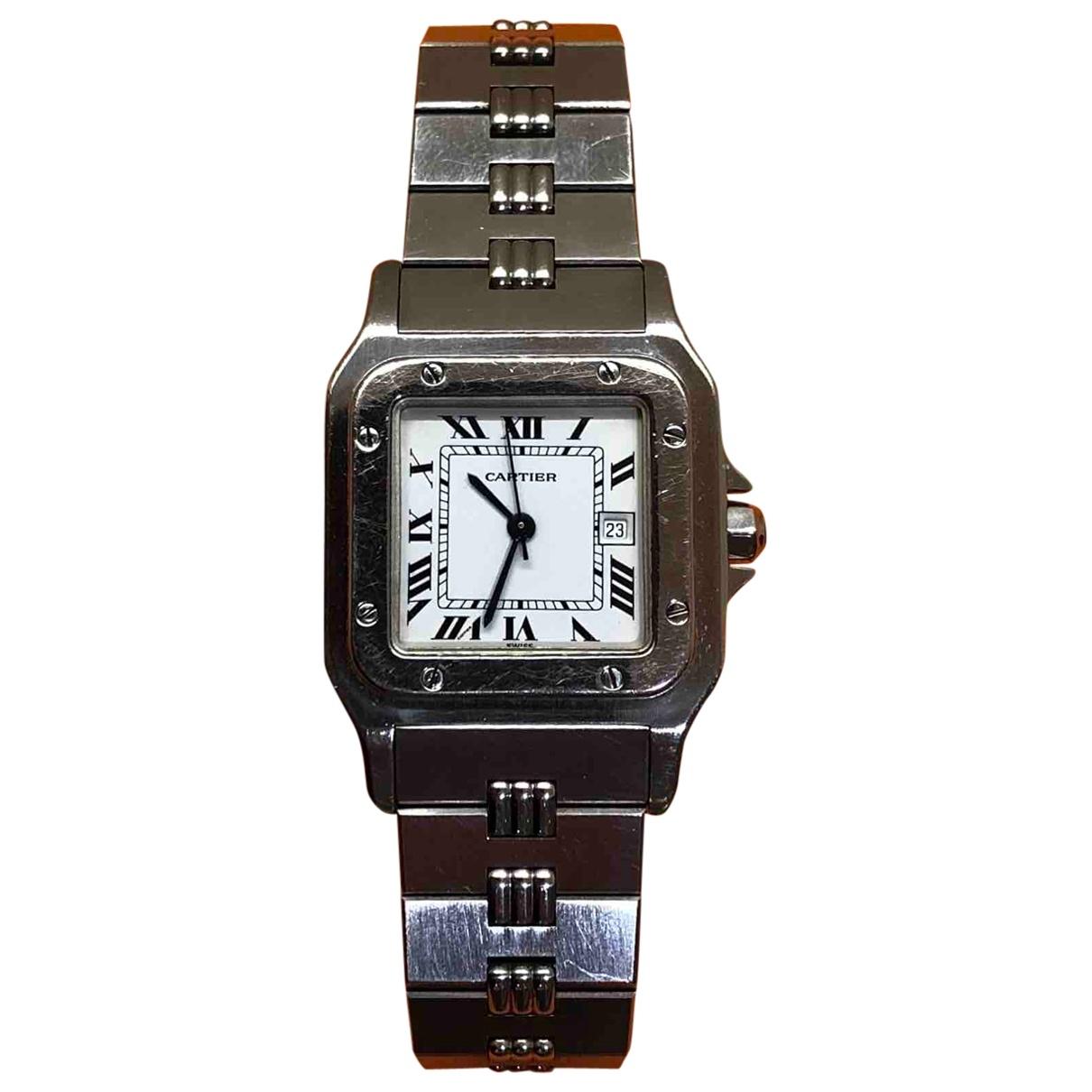 Reloj Santos Galbee Cartier