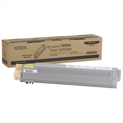 Xerox 106R01079 Original Yellow Toner Cartridge High Yield