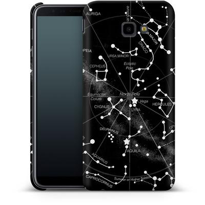 Samsung Galaxy J4 Plus Smartphone Huelle - Constellations von Terry Fan