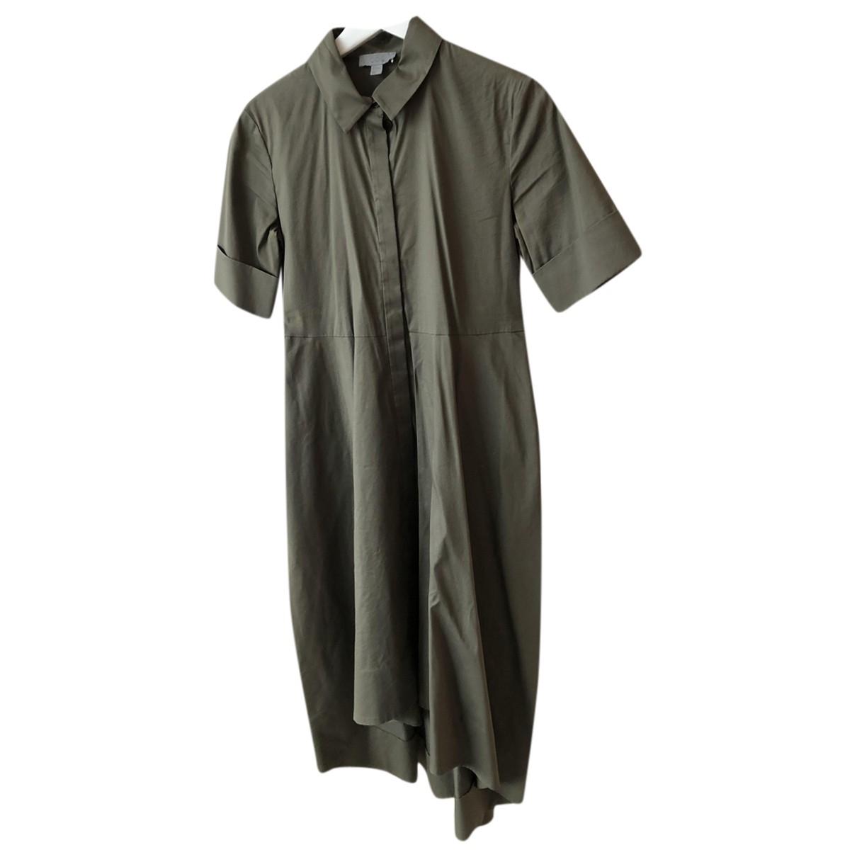 Cos N Khaki Cotton dress for Women 34 FR