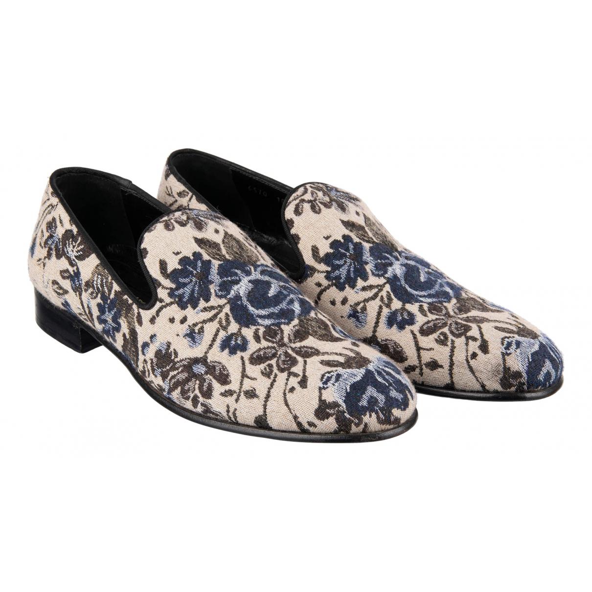 Mocasines de Lona Dolce & Gabbana