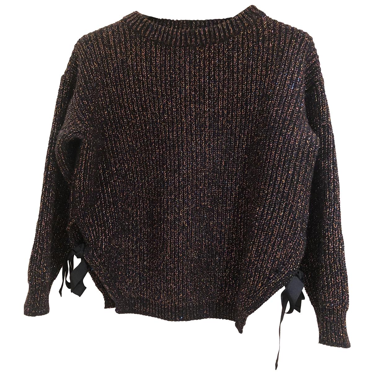 Tara Jarmon - Pull   pour femme en laine - multicolore