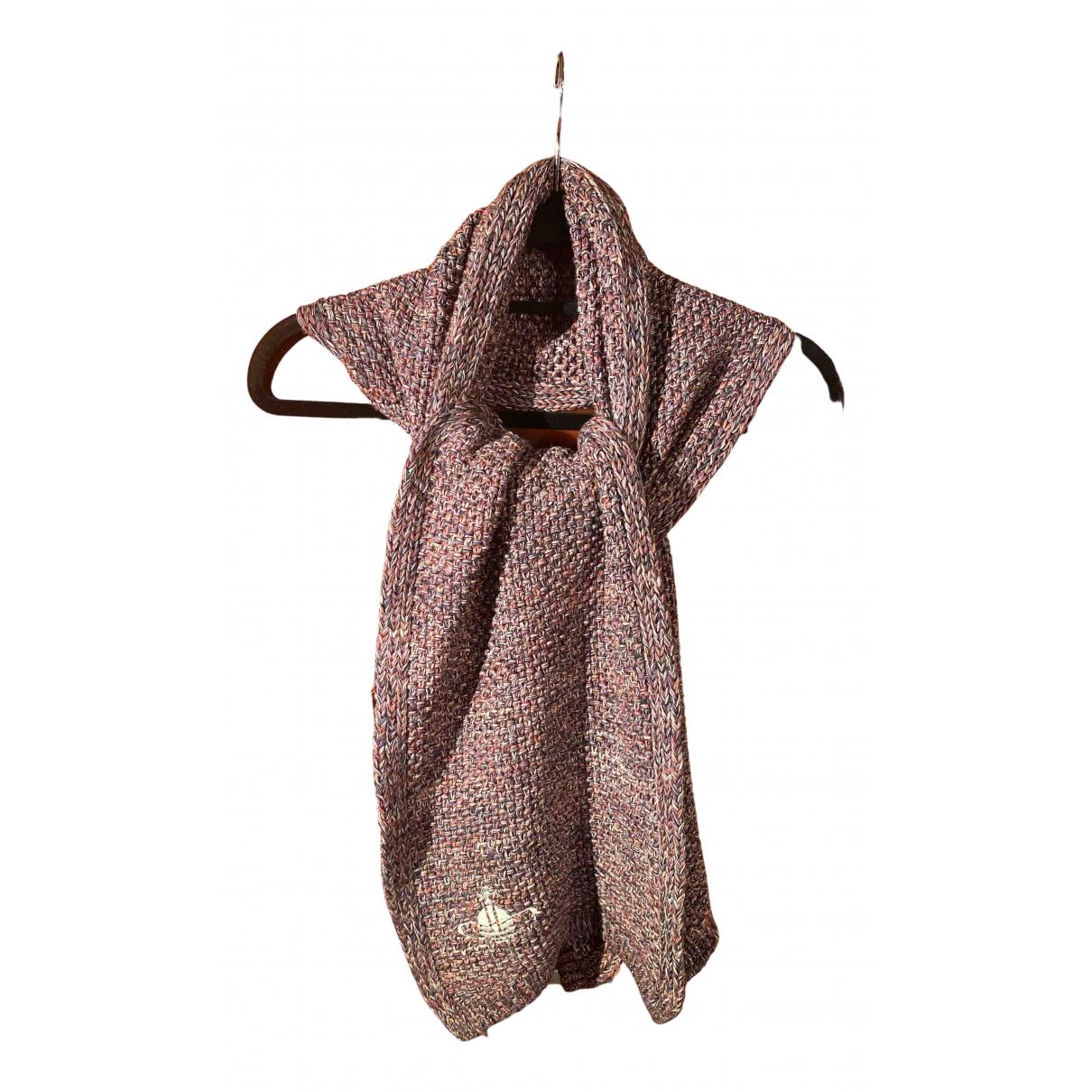 Vivienne Westwood N Multicolour Wool scarf for Women N