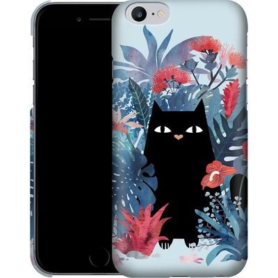 Apple iPhone 6s Plus Smartphone Huelle - Popoki Blue von Little Clyde