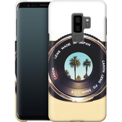 Samsung Galaxy S9 Plus Smartphone Huelle - Focus On Palms von Bianca Green