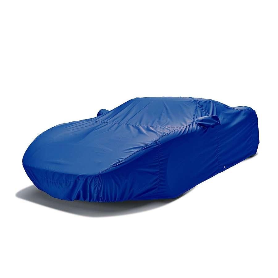 Covercraft C17036UL Ultratect Custom Car Cover Blue Audi