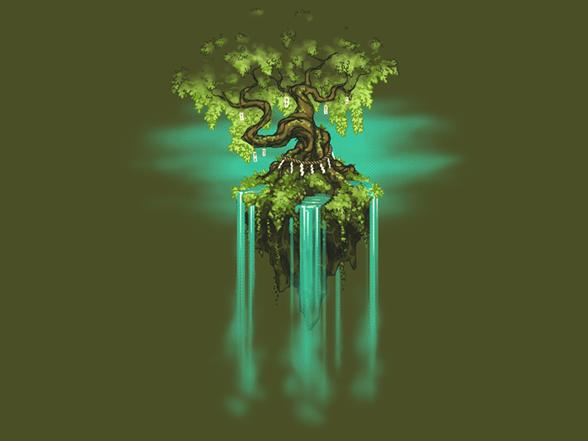Ancient Oak T Shirt