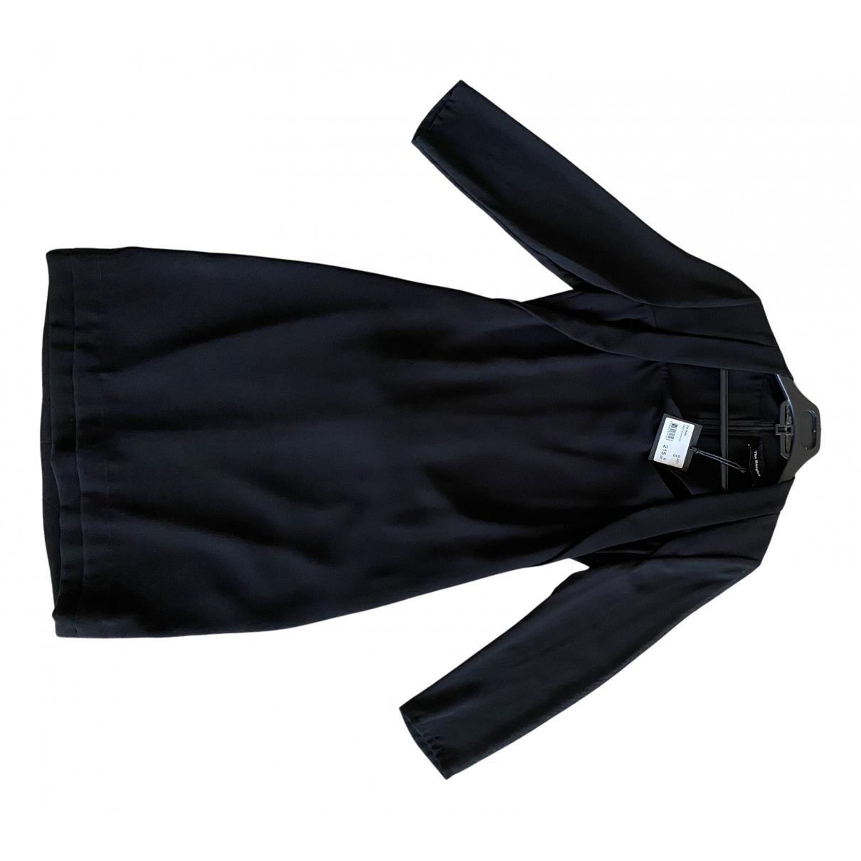 The Kooples N Black dress for Women 42 IT