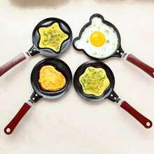 1 stueck Zufallsmuster Omelettform Topf