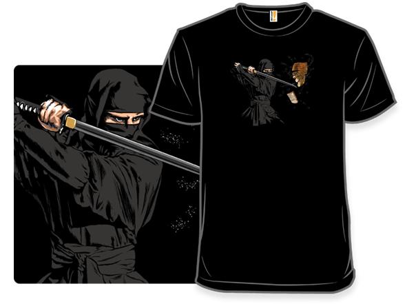 Bread Ninja T Shirt