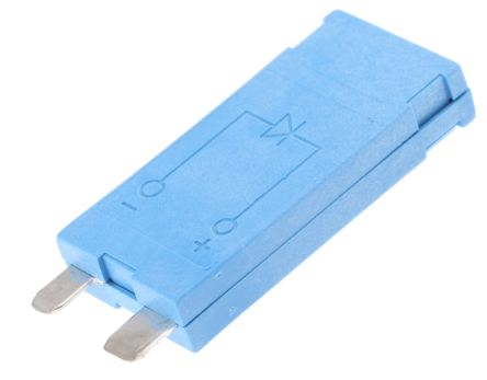 Finder , 230V dc Interface Relay Module, Plug In