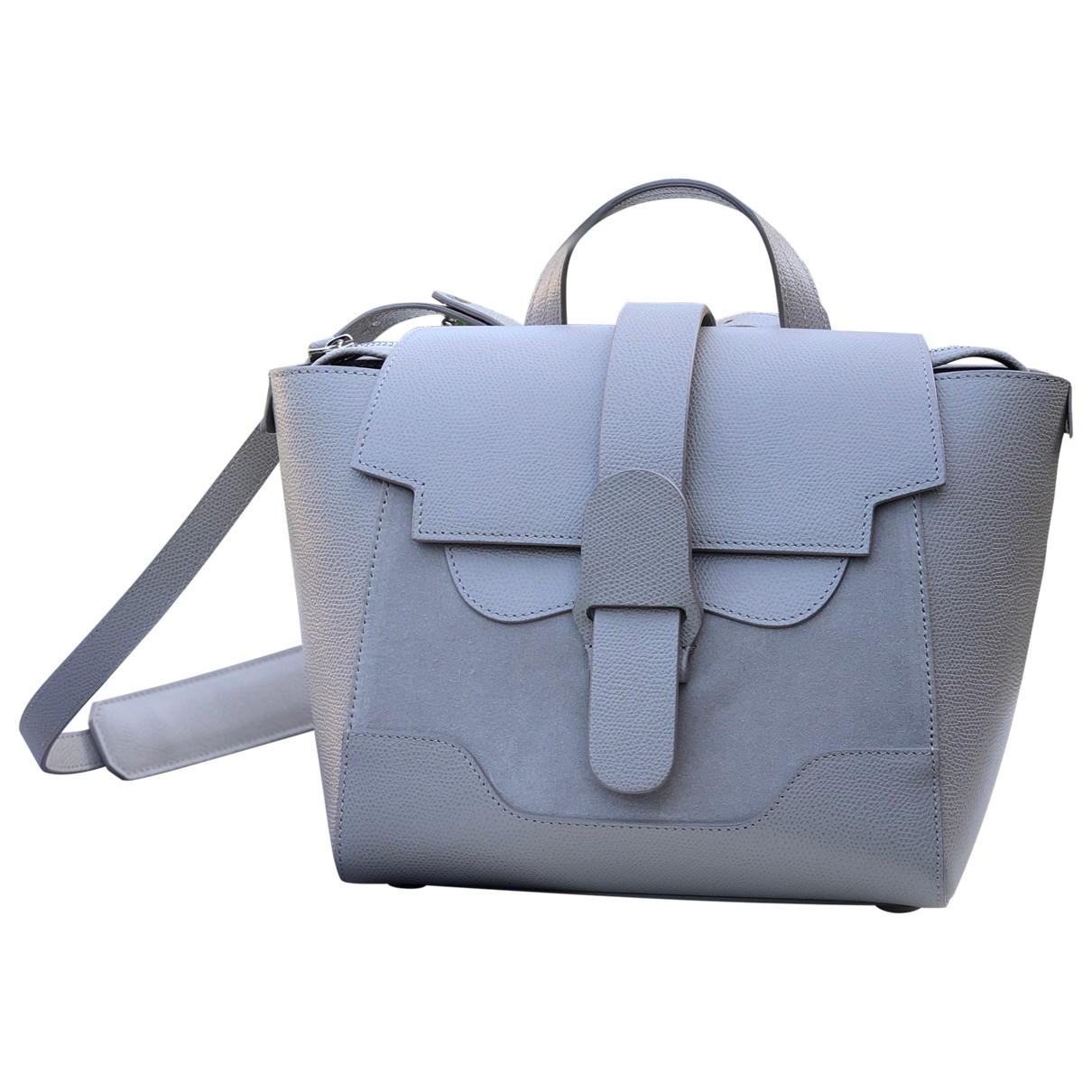 Senreve N Beige Leather handbag for Women N