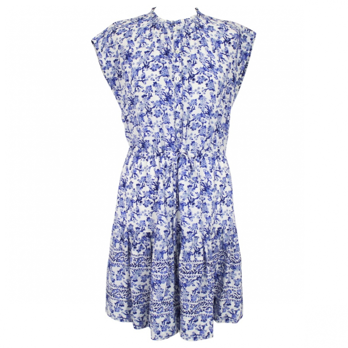 Rebecca Taylor \N Blue Silk dress for Women 4 US